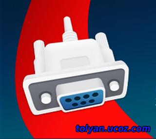 How to create a virtual serial port (virtual com port) over ethernet.